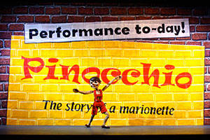 KidFEST: National Marionette Theatre Presents Pinocchio