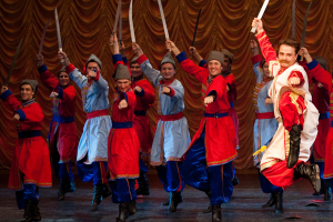 Krasnoyarsk National Dance Company of Siberia