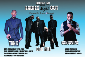 Ladies Night Out Featuring Tank, Dru Hill & Ginuwine