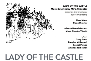 Lady of the Castle: A Ghostly Post-Holocaust Chamber Opera