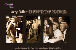 Larry Fuller - High Flying Added!