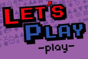 Let's Play Play at the Game Play Festival