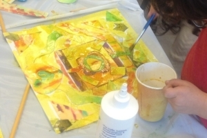 Lichtenstein Art Workshop for Kids