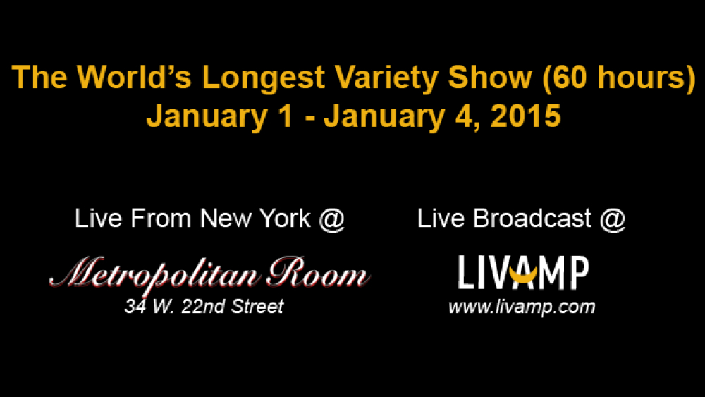 Longest Variety Show - Live Broadcast