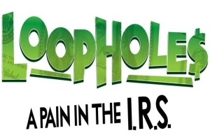 Loopholes, A pain in the I.R.S.