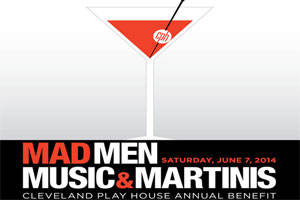 Mad Men, Music and Martinis: Cleveland Play House Annual Benefit