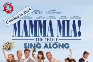 Mamma Mia The Movie Sing-A-Long