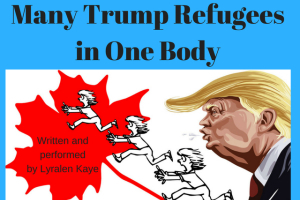 Many Trump Refugees in One Body