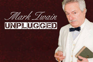 Mark Twain Unplugged