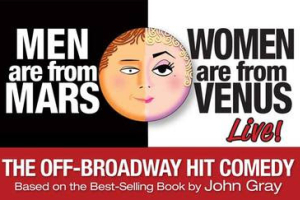 Men are From Mars, Women are From Venus Live!