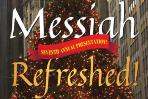 Messiah…Refreshed!