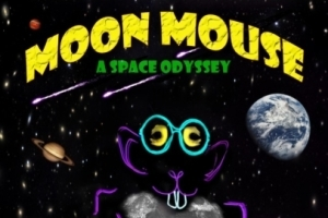 Moon Mouse - A Space Odyssey