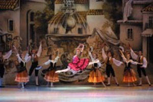 Moscow City Ballet's Don Quixote