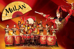 Mulan - The Percussion Musical