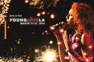 Multi-Disciplinary Performance by 2014 YoungArts LA Winners in Dance, Theater, Voice
