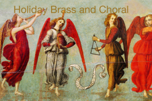 Music of the Baroque: Holiday Brass and Choral Concerts