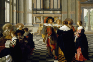 Music of the Baroque Presents: Musical Patrons