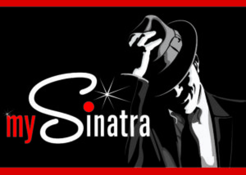 My Sinatra starring Cary Hoffman