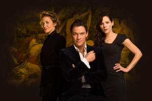 National Theatre Live: Les Liaisons Dangeroux