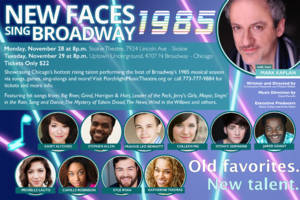 New Faces Sing
