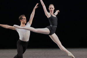 New York City Ballet: On and Offstage
