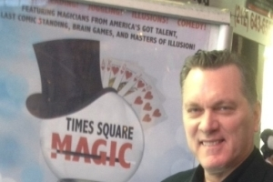 New York City Magic, Starring Magician Randy Masters