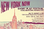 New York Now Short Play Festival