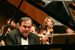 NEW YORK PHILHARMONIC performs BARTÓK AND BRUCKNER, with Yefim Bronfman