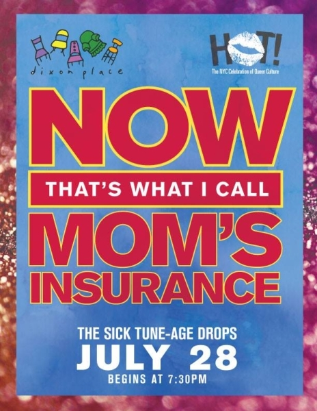 Now That's What I Call Mom's Insurance