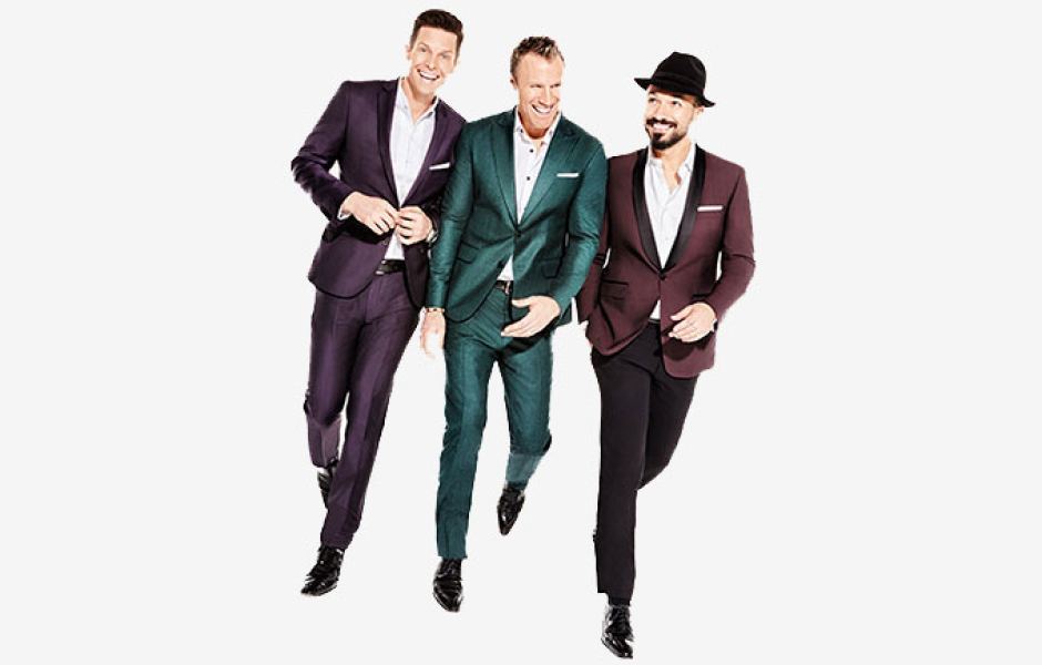 NSO at Wolf Trap: The Tenors