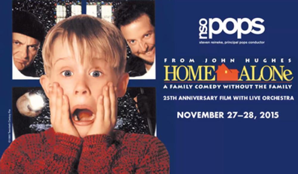 NSO Pops: Home Alone: 25th Anniversary Film with Live Orchestra