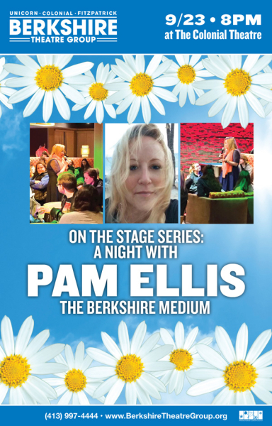 On The Stage Series: A Night with Pam Ellis, The Berkshire Medium
