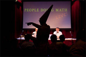 People Doing Math Live!
