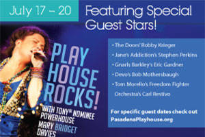 Playhouse Rocks!