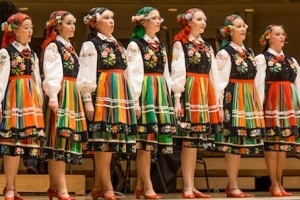 Polish Carols, Song & Dance
