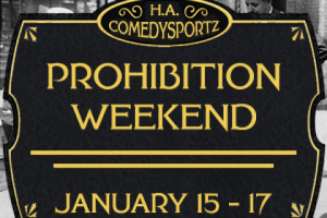 Prohibition Weekend