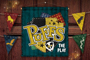 Puffs; or, Seven Increasingly Eventful Years at a Certain School of Magic and Magic