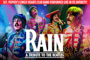 Rain — A Tribute to the Beatles