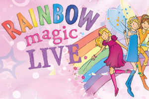 Rainbow Magic Live! Saving Fairyland