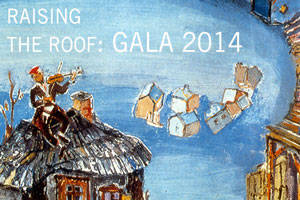 Raising the Roof Gala 2014