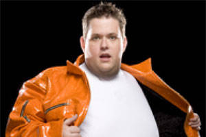 Ralphie May Unruly Standup Comedy Tour