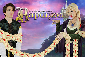 Rapunzel - The Story of Golden Locks