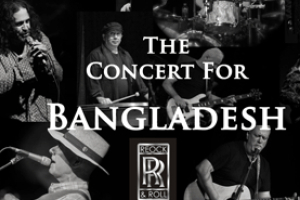 Reock & Roll Presents 1971 Concert for Bangladesh Retrospective