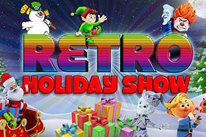 Retro Holiday Show
