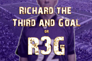 Richard the Third and Goal, or R3G