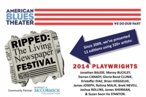 Ripped: The Living Newspaper Festival