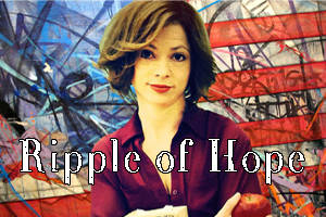 Ripple of Hope: One Teacher's Journey to Make an Impact