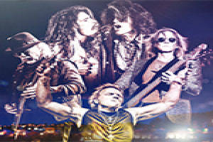 Rock Cinema: Aerosmith Rocks Donnington
