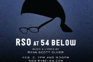 RSO at 54 Below, Featuring Lindsay Mendez
