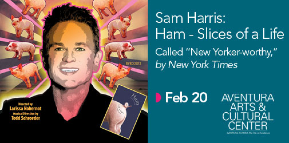 SAM HARRIS: HAM - SLICES OF A LIFE